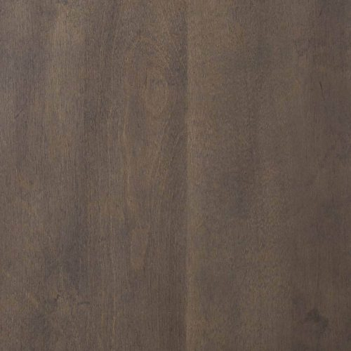 Shades of Gray Collection - kitchen island with drop leaf - detail of wood finish - DLU-KI-4222-AG