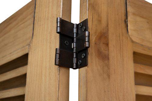 Vintage Casual Room Divider - hinge detail - CF-1181-0252