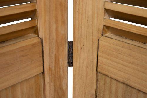Vintage Casual Room Divider - middle hinge - CF-1181-0252