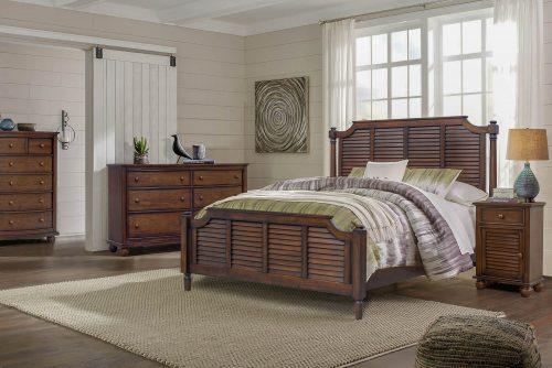Dresser - Bahama Shutterwood - bedroom scene - CF-1130-0158
