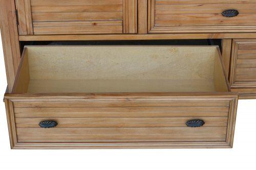 Vintage Casual Dresser - drawer open - CF-1230-0252