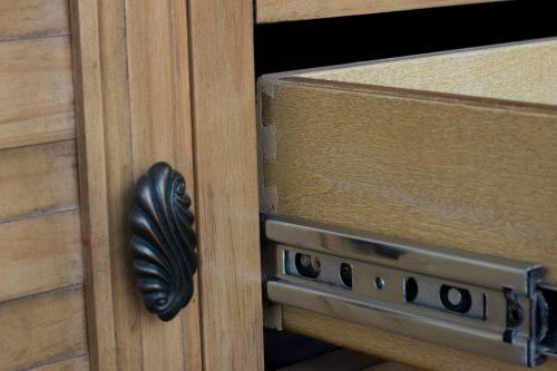 Vintage Casual Dresser - hardware view - CF-1230-0252