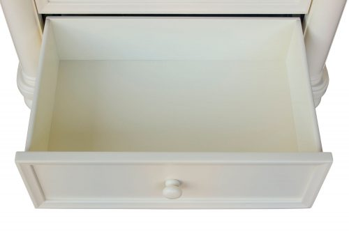 Ice Cream at the Beach Collection - Chest with four drawers - drawer open - CF-1742-0111