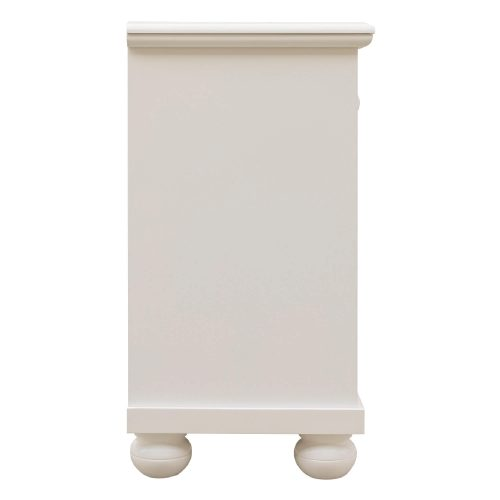 Ice Cream at the Beach collection - Nightstand End Table - side view - CF-1737-0111