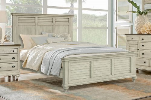 Shades of Sand Queen bed frame - dresser - nightstand CF-2301-0489