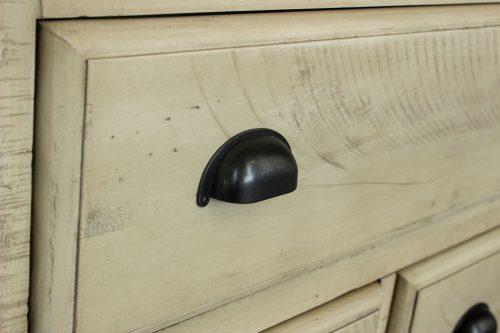 Shades of Sand dresser with mirror - drawer detail - CF-2330_34-0490