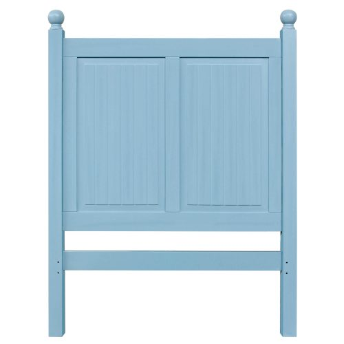 Ice Cream at the Beach Collection - Twin side bed frame - headboard - CF-1703-0156-TB