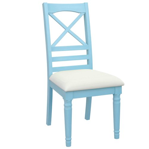 Ice Cream at the Beach collection - Vanity Desk with Chair - 0156 Finish - Chair - CF-1786-0156