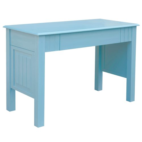 Ice Cream at the Beach collection - Vanity Desk with Chair - 0156 Finish - Three quarter view - CF-1786-0156