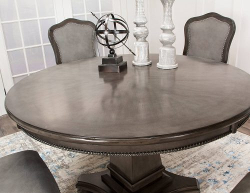 Vegas Collection Gaming Table with chairs - casual setting CR-87711-TB