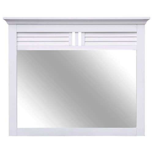 Bedroom Mirror - front view - CF-1134-0150