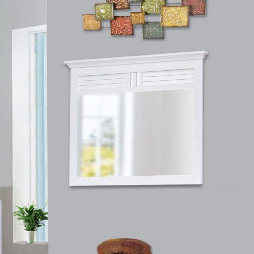 Bedroom Mirror - wall scene - CF-1134-0150