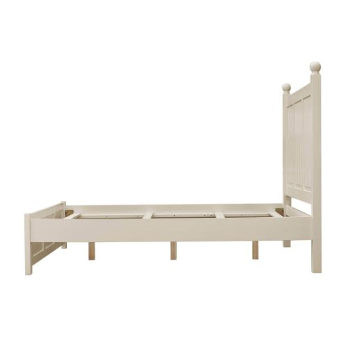 King size bed frame - Ice Cream At The Beach Collection - Side view - CF-1702-0111-KB