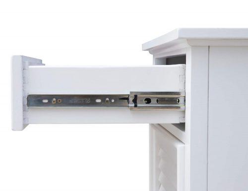 Nightstand with drawer - drawer hardware - CF-1137-0150