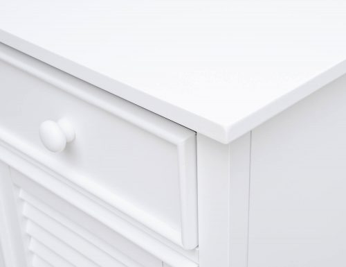 Nightstand with drawer - top detail - CF-1137-0150