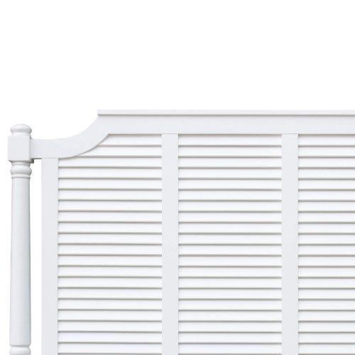 Queen Bed Frame - detail of headboard construction - CF-1105-0150-QB