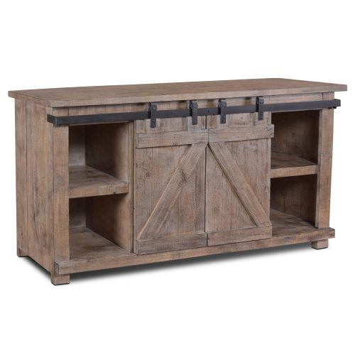 Rustic Gray Collection Console - HH-2115-060