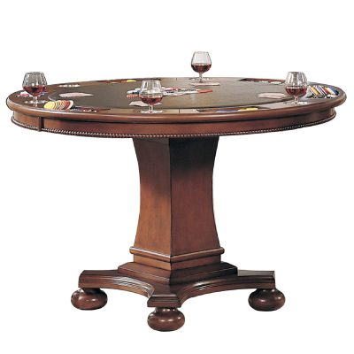 Bellagio Collection - Flip top dining and game table - CR-87148-63-TB