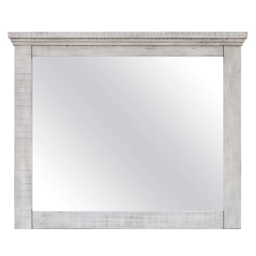 Crossing Barn Collection - Bedroom mirror - front view - CF-4134-0786
