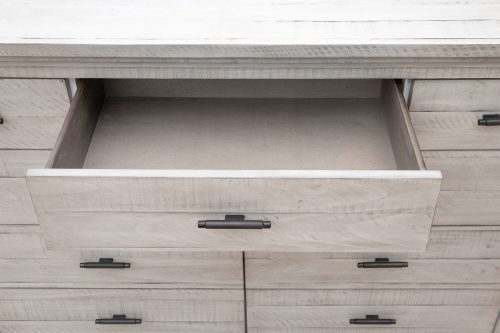 Crossing Barn Collection - Dresser - small drawer open - CF-4134-0786