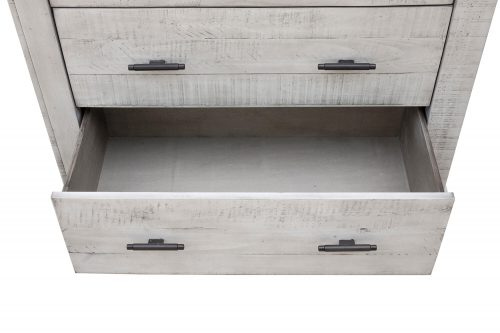 Crossing Barn Collection - Five drawer Chest - drawer open - CF-4141-0786
