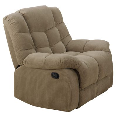Heaven on Earth Collection - Reclining armchair - three-quarter view - SU-HE330-105