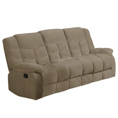 Heaven on Earth Collection - Reclining sofa - Three-quarter view - SU-HE330-305