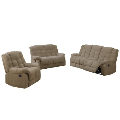 Heaven on Earth Collection - Reclining sofa - loveseat - armchair - SU-HE330