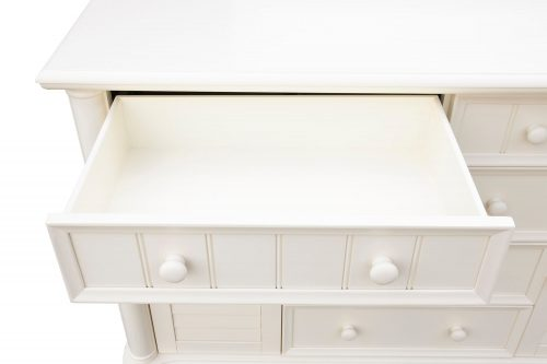 Ice Cream at the Beach Collection - Dresser with mirror - drawer open - CF-1730_34-0111