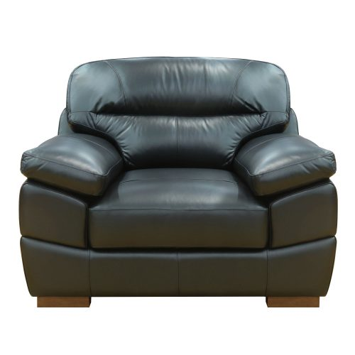 Jayson Chair in Black - Front view - SU-JH3780-101SPE