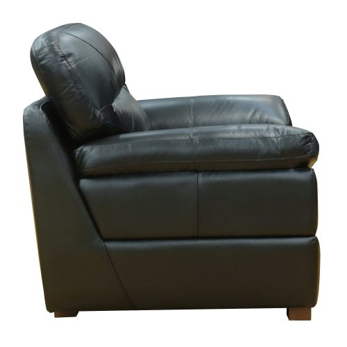 Jayson Chair in Black - Side view - SU-JH3780-101SPE
