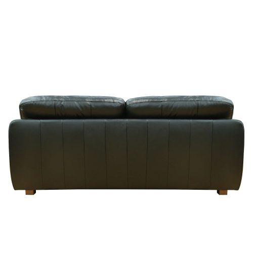 Jayson Sofa in Black - Back view - SU-JH3780-301SPE