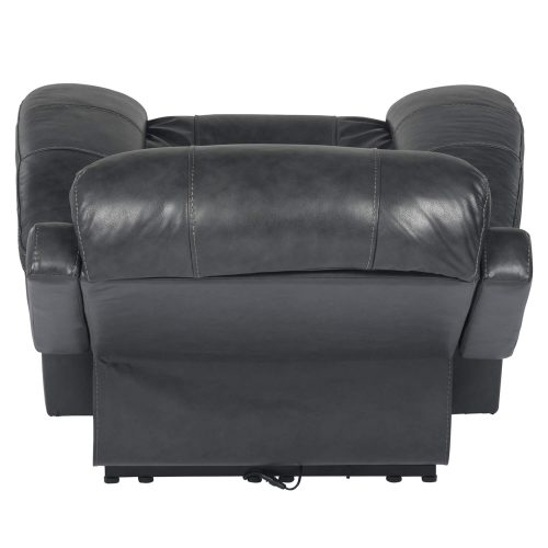 Luxe Collection - Reclining Armchair - back view in recline - SU-9102-94-1394-85