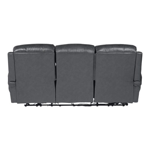 Luxe Collection - Reclining Sofa - back view - SU-9102-94-1394-58