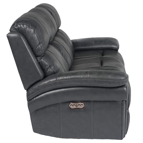 Luxe Collection - Reclining Sofa - side view - SU-9102-94-1394-58
