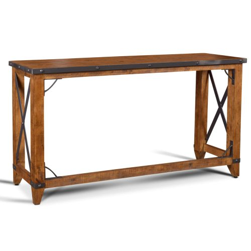 Rustic Collection - Counter height dining table - HH-8365-175