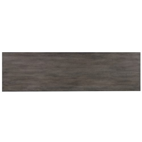 Shades of Gray Collection - Pub console table - top view - DLU-EL6518