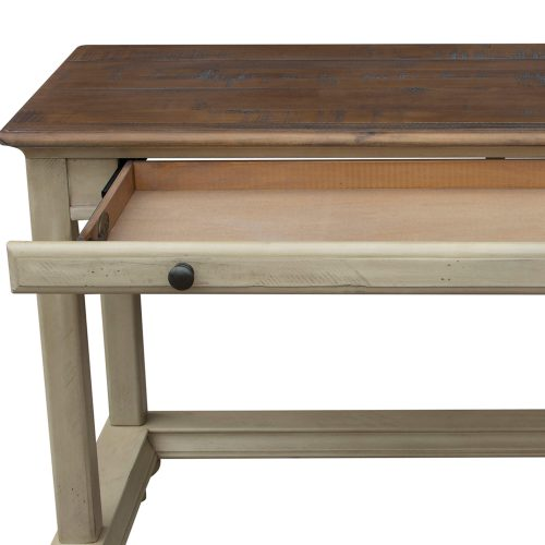 Shades of Sand Vanity table - drawer detail left - CF-2386-0490
