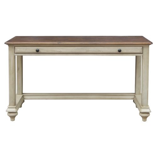 Shades of Sand Vanity table - front view - CF-2386-0490