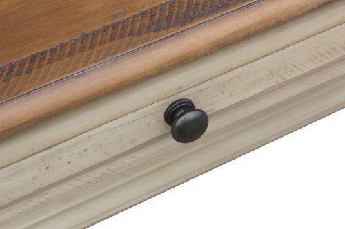 Shades of Sand Vanity table - knob detail - CF-2386-0490