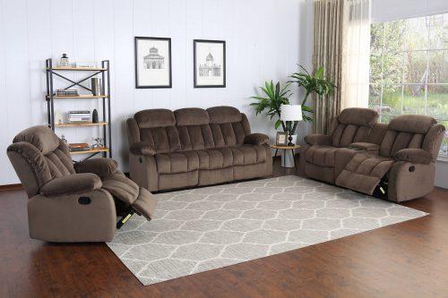 Teddy Bear Collection - Reclining sofa - loveseat- armchair - SU-ZY660
