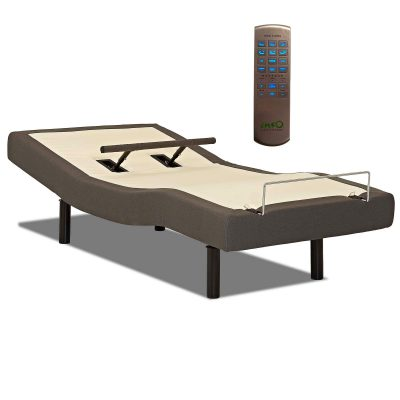 875 Adjustable Bed Base, Twin XL with Wi-Fi Wireless Remote with Massage & USB - twin size SSS-875-TXL