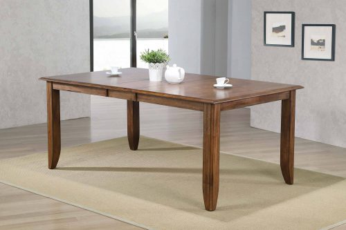 Amish Dining - Extendable dining table - dining room setting DLU-BR4272-AM