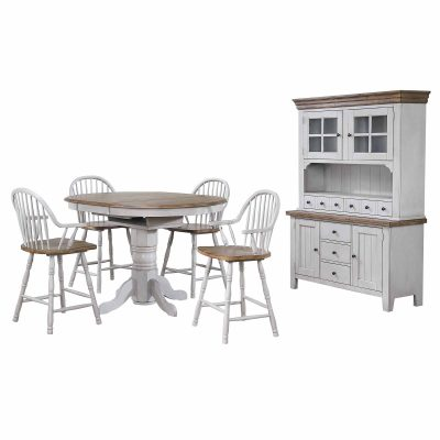 Country Grove Collection - Six-piece dining set DLU-CG4260CB30AGOBH6