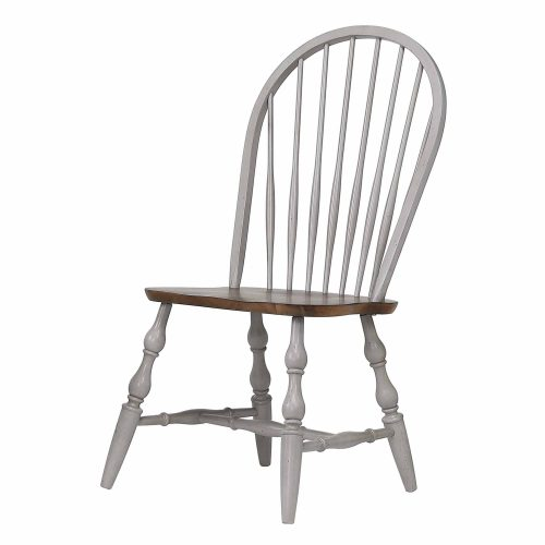 Country Grove Collection - Windsor side chair - three-quarter view DLU-CG-C30-GO-2