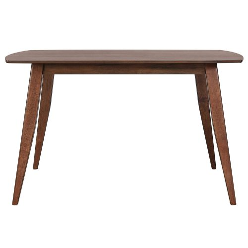 Mid Century Dining Collection - Dining table - 60 inch - front view - DLU-MC3660