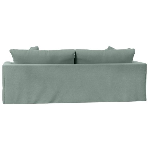 Newport Slipcovered Collection - Sofa - back view SY-130000-391043