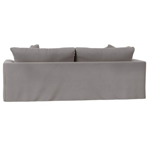 Newport Slipcovered Collection - Sofa - back view SY-130000-391094