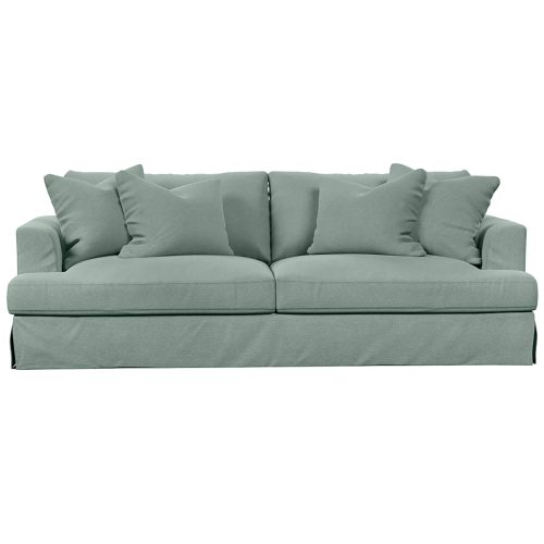 Newport Slipcovered Collection - Sofa - front view SY-130000-391043