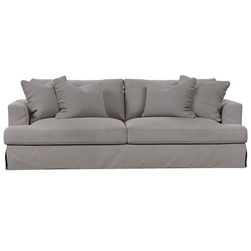 Newport Slipcovered Collection - Sofa - front view SY-130000-391094